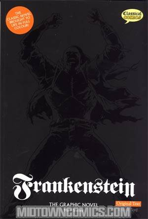Frankenstein GN Original Text Version