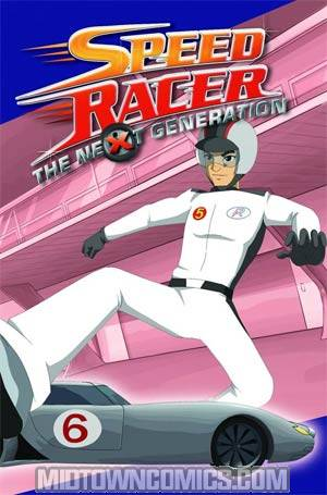 Speed Racer The Next Generation Animated Vol 2 TP