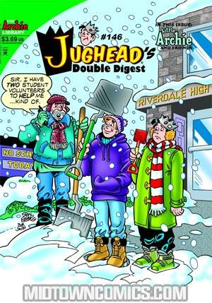 Jugheads Double Digest #146