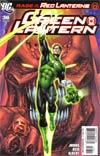 Green Lantern Vol 4 #36 1st Ptg (Blackest Night Prelude)