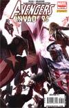 Avengers Invaders #7 Regular Alex Ross Cover