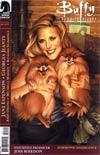 Buffy The Vampire Slayer Season 8 #21 Jo Chen Cover