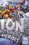 Legion Of Super-Heroes Vol 5 #50