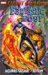 Secret Invasion Fantastic Four TP