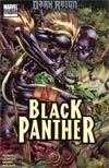 Black Panther Vol 5 #1 1st Ptg Regular Ken Lashley Cover (Dark Reign Tie-In)