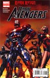 Dark Avengers #1 2nd Ptg Mike Deodato Jr Variant Cover (Dark Reign Tie-In)