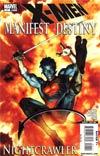 X-Men Manifest Destiny Nightcrawler