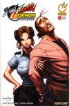 Street Fighter Legends Chun Li #2 Cvr A Omar Dogan