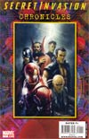Secret Invasion Chronicles #1