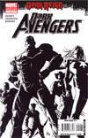 Dark Avengers #1 3rd Ptg Mike Deodato Jr Sketch Variant Cover (Dark Reign Tie-In)