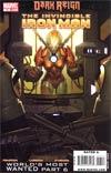 Invincible Iron Man #13 (Dark Reign Tie-In)