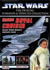Star Wars Official Starships And Vehicles Collection Magazine #28 Naboo Royal Cruiser