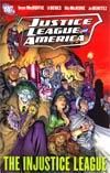 Justice League Of America Vol 3 Injustice League TP