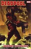 Deadpool Vol 1 Secret Invasion TP Book Market Deadpool Vol 1 Spine