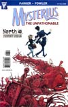 Mysterius The Unfathomable #6