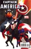 Captain America Vol 5 #600 1st Ptg Regular Steve Epting Cover