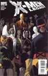 X-Men Legacy #225 1st Ptg Regular Daniel Acuna Cover