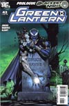 Green Lantern Vol 4 #43 1st Ptg Regular Doug Mahnke Cover (Blackest Night Tie-In)