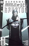 Superman World Of New Krypton #5 Regular Gary Frank Cover