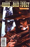Good The Bad And The Ugly #1 Regular Francesco Francavilla Cover