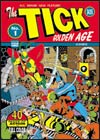Ticks Golden Age Comic #1 Marvelously Entertaining Cover