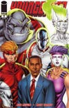 Youngblood Vol 4 #9 Barack Obama Cover