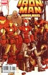 Iron Man & The Armor Wars #1