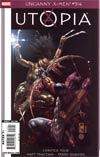 Uncanny X-Men #514 Incentive Simone Bianchi Variant Cover (Utopia Part 4)