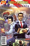 Army Of Darkness Ash Saves Obama #1 Regular Todd Nauck Cover