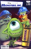 Disney Pixars Monsters Inc Laugh Factory #1 Incentive Variant Cover