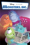 Disney Pixars Monsters Inc Laugh Factory #1 Regular Cover A