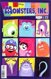 Disney Pixars Monsters Inc Laugh Factory #1 Regular Cover B