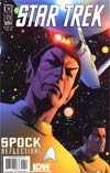 Star Trek Spock Reflections #2 Incentive David Williams Variant Cover