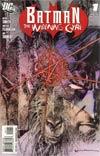 Batman Widening Gyre #1 Regular Bill Sienkiewicz Cover