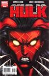 Hulk Vol 2 #14 Incentive Ed McGuinness Red She-Hulk Variant Cover