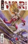 Witchblade #130 Regular Cover A Stjepan Sejic