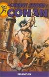 Savage Sword Of Conan Vol 6 TP