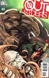 Outsiders Vol 4 #22