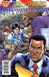 Army Of Darkness Ash Saves Obama #2 Todd Nauck Cover