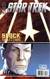 Star Trek Spock Reflections #3 Regular David Messina Cover