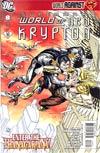 Superman World Of New Krypton #8 Incentive Joe Kubert Variant Cover