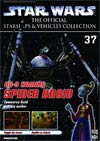 Star Wars Official Starships And Vehicles Collection Magazine #37 OG-9 Homing Spider Droid