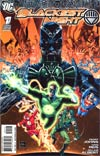 Blackest Night #1 3rd Ptg