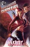 Buckaroo Banzai Hardest Of The Hard #1 Regular J Anthony Kosar Cover