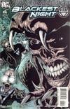 Blackest Night #4 Regular Ivan Reis Cover