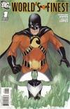 Worlds Finest Vol 2 #1 Cvr B Red Robin