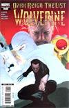 Dark Reign The List Part 7 Wolverine 1st Ptg Regular Esad Ribic Cover