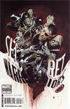 Secret Warriors #9 Incentive Gerald Parel Zombie Variant Cover