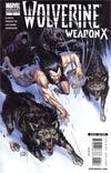 Wolverine Weapon X #6 Joe Kubert Cover