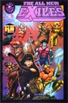 Exiles Infinity Cvr C Group Cover